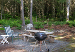 Charcoal BBQ & Picnic Area